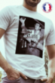 T-shirt blanc Made in France Homme French Apero