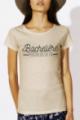T-shirt beige Femme Bachelière