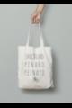 Tote bag Sauciflard, Pinard, Peinard