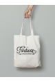 Tote bag Fondante comme un camembert Version femme