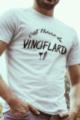 T-shirt blanc Homme Vinciflard