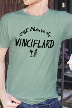 T-shirt Homme Vinciflard