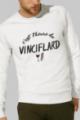 Sweat crème Homme Vinciflard