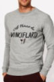 Sweat gris Homme Vinciflard