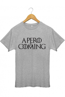 T-shirt Homme Apero is coming