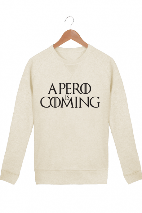 Sweat Crème Homme Apero is coming