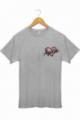 T-shirt Homme Love Apéro - Gris chiné
