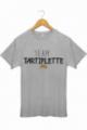 T-shirt Homme Team Tartiflette - Gris