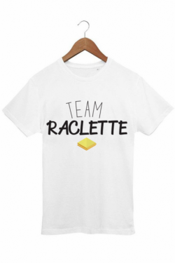 T-shirt Homme Team Raclette