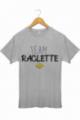 T-shirt Homme Team Raclette - Gris