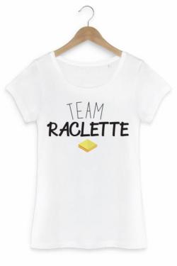 T-shirt Femme Team Raclette
