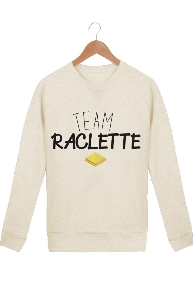 super populaire d1371 8f1d0 Sweat Femme Team Raclette