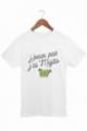 T-shirt Homme J'peux pas j'ai mojito - Blanc