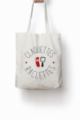 Tote bag Claquettes Raclettes