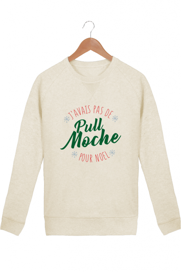 Sweat Homme Pull Moche