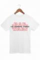 T-shirt Star Wars Bar Wars Les derniers verres Jedi blanc