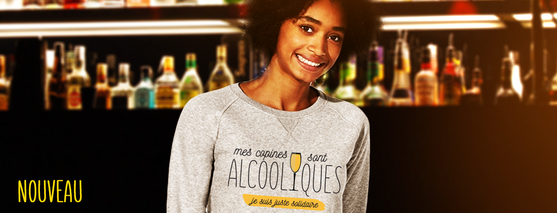 Copines alcooliques